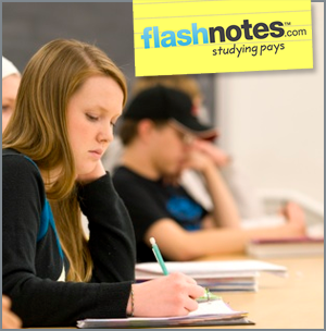 Flashnotes is the modern way for students to connect and help each other. It's a win-win, so come check it out.