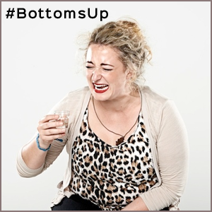 Bottoms Up! The Struggles of Taking a Shot