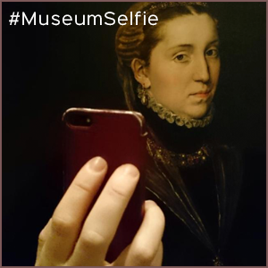 Museum Selfies Will Change the Way You Look at Paintings