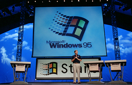The First Version of Windows Was Released