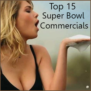 15 of the Best Super Bowl Commercials