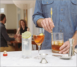 Bitters + Bottles - Build Your Home Bar
