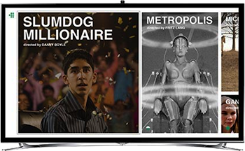 Each film remains on Mubi streaming platform for an entire month.