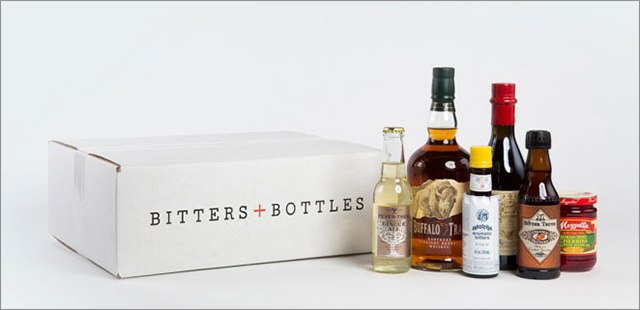 For those looking to build a home bar while learning to perfect classic cocktail recipes, Bitters + Bottles is the answer