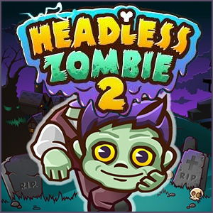 Headless Zombie 2 is a cute little puzzle zombie flash game where you must literally use your head if you want to become a real boy again.