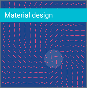 Material Interaction hosts interactive experiences for Google's Material Design Principles.