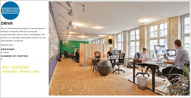 Officefetish showcasing offices from startups co working for Cool office layouts
