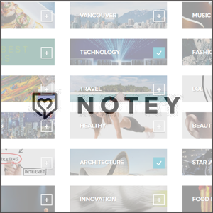 Notey: Find The Best Blogs