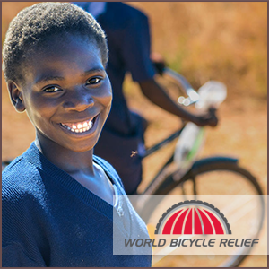 World Bicycle Relief is a nonprofit organization transforming individuals and their communities through the Power of Bicycles.