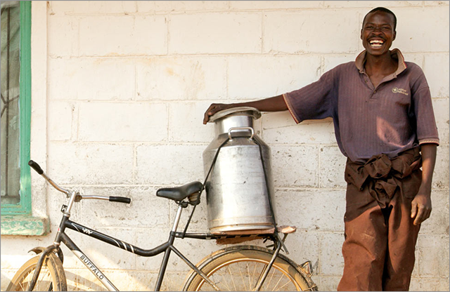 In addition to its donation program, World Bicycle Relief also operates a social enterprise called Buffalo Bicycles Ltd.