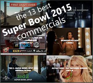 The 13 Best SuPerBowl 2015 Commercials