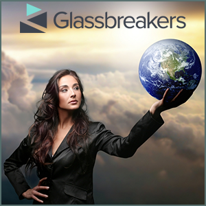 Glassbreakers is a peer mentorship community for professional women.