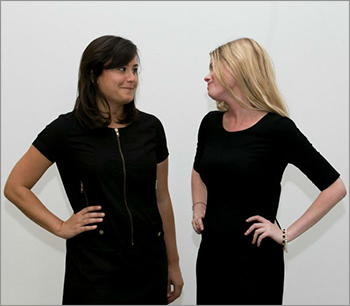 Founders of Glassbreakers, Eileen Carey and Lauren Mosenthal