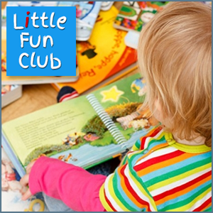 Little Fun Club: Childrens Book Subscription Service