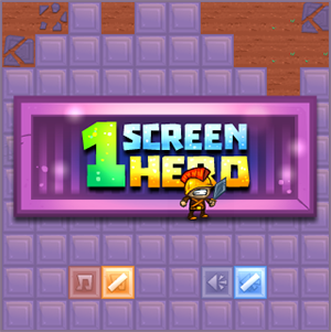 1 Screen Hero: 1 Dungeon, 1 Hero, 10 Secondes...