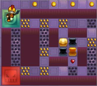 1 Screen Hero is a fun little flash game.