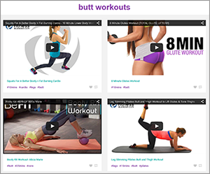Youfitness is a hand-picked collection of the best free fitness and workout videos available on YouTube.