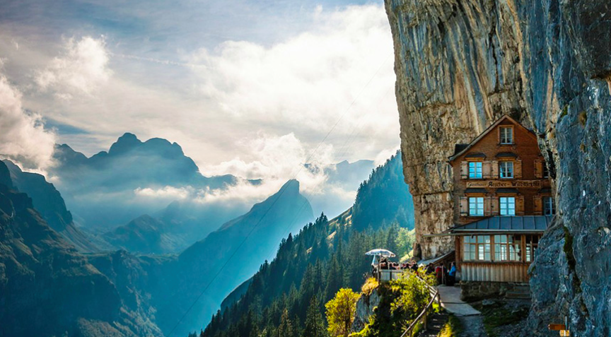 Amazing hotels to stay at