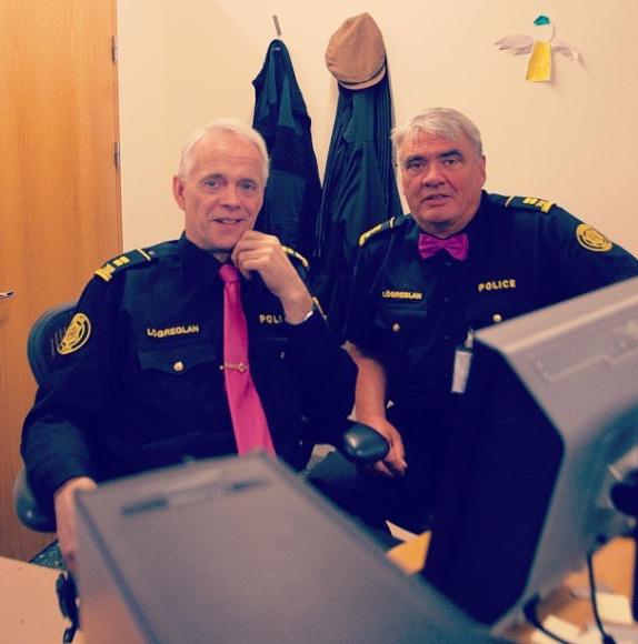 Reykjavik Police Instagram
