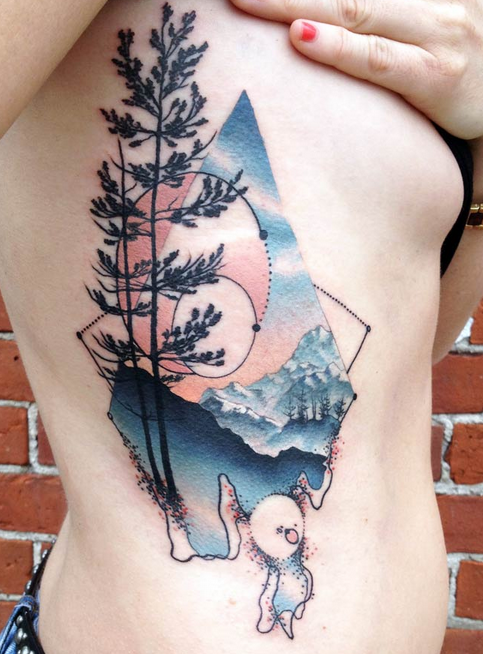 9 Tattoos You Won't Believe Are Real