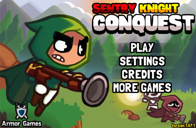 Sentry Knight - Conquest