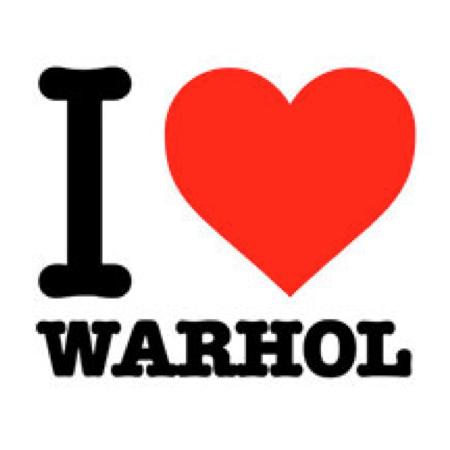 I Love Warhol