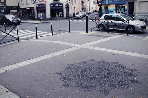 9 incredible works of street art