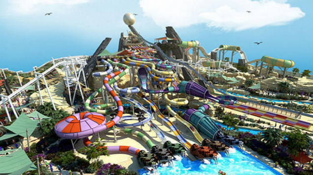 Crazy Waterparks