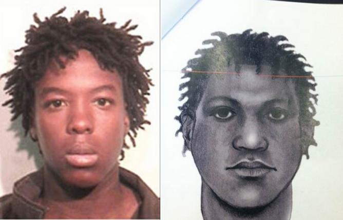 Criminals and their mugshots
