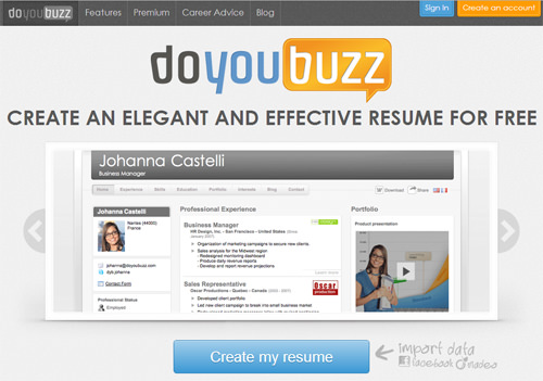 You Are Able To Make A Classic Paper Resume, Or Join What Reality Is  Turning Into And Make Your Resume An Online ...