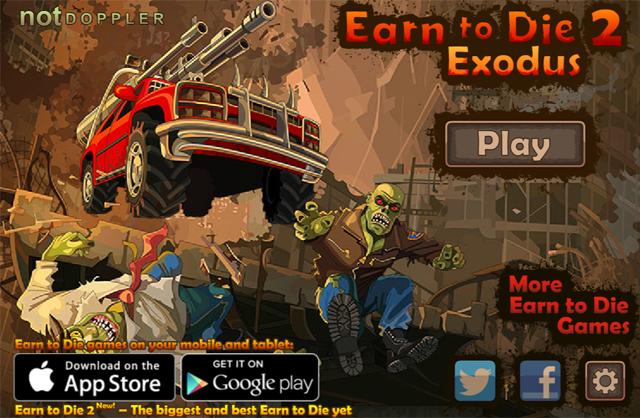 Earn to Die 2 :Exodus