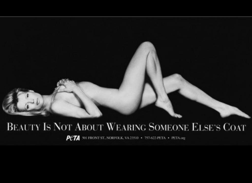 Kim Basinger, PETA