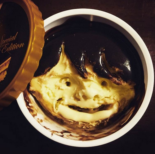 Ice Cream Face