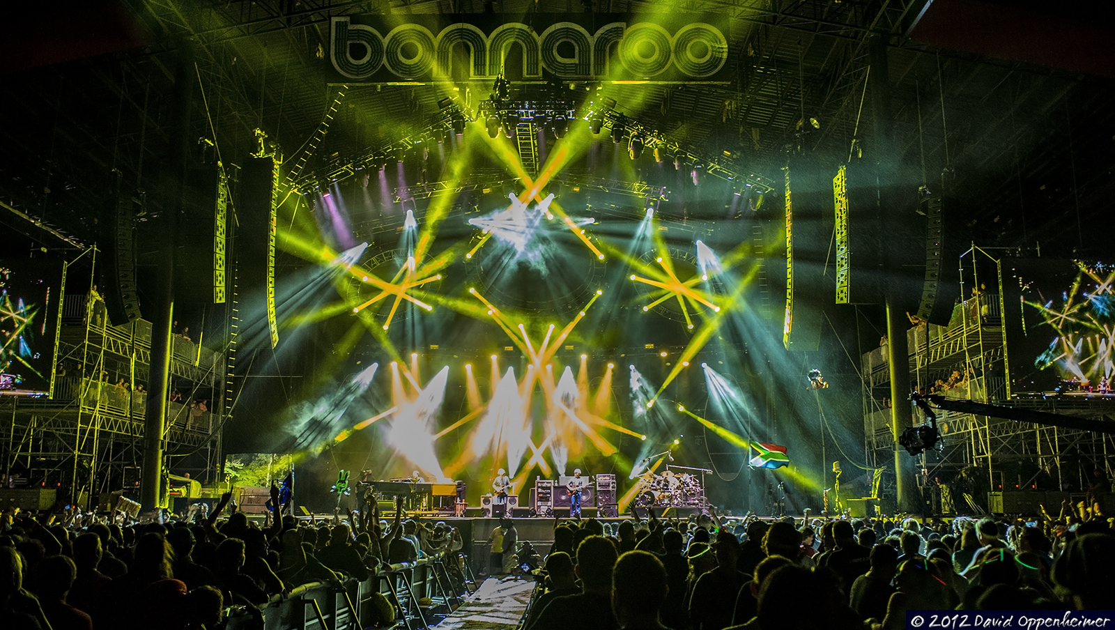 Phish at Bonnaroo Music Festival