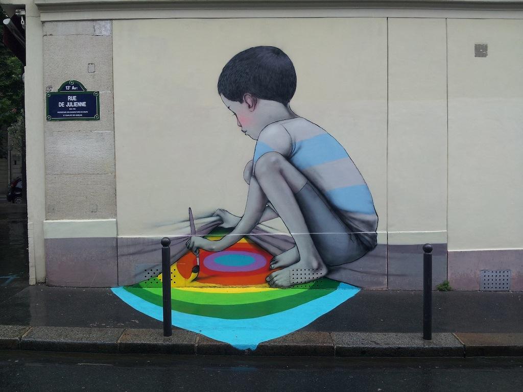 Seth - Paris - Rainbow
