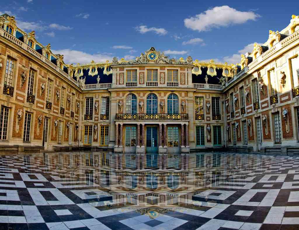 Версаль 10 лучших замков Франции