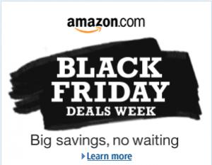 Amazon Black Friday Deals Week