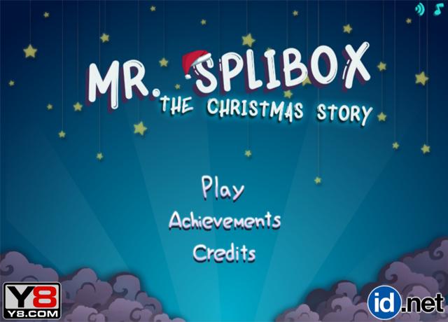 Mr Splibox: The Christmas Story