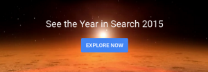 Google's Year In Search 2015