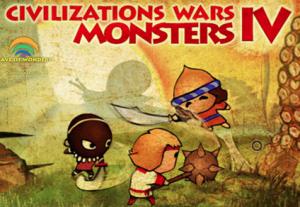 Civilization Wars 4: Monsters