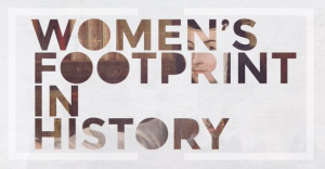 Women's Footprint in History