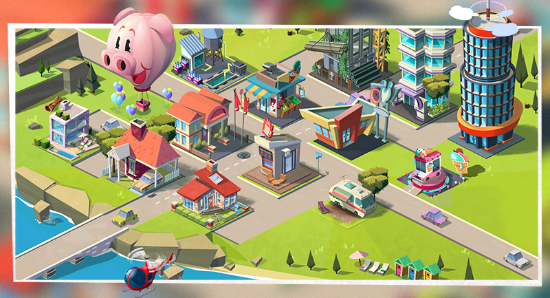 build away city building game the allmyfaves blog expert