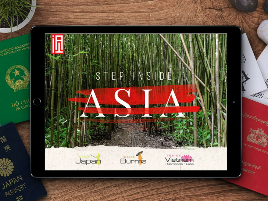 Step Inside Asia