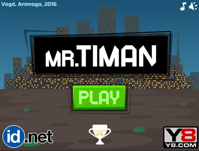 Mr. Timan