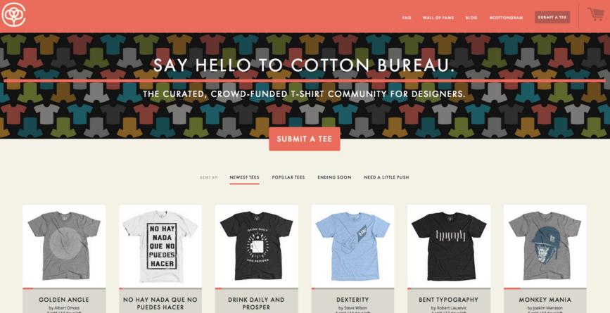 Cotton Bureau