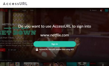 Access URL