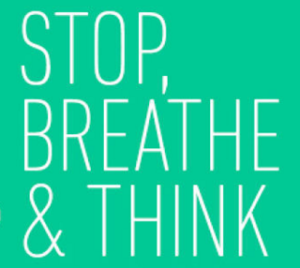 Stop, Breath & Think