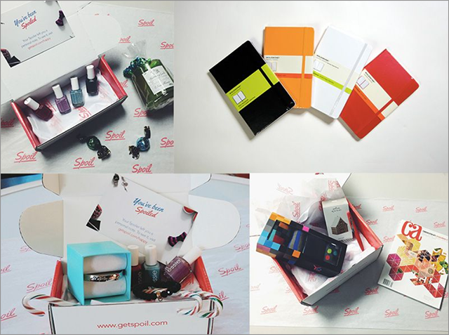 Spoil Personalized Gift Boxes The Allmyfaves Blog Expert