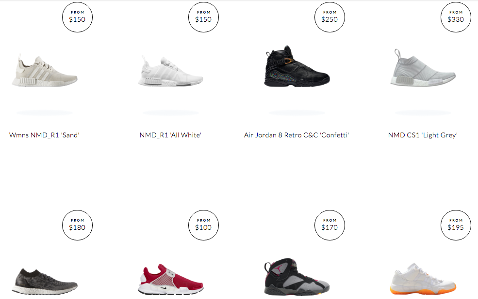 GOAT: Buy and Sell Sneakers Safely