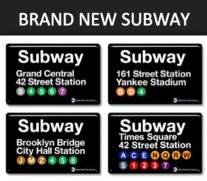 Brand New Subway Map.Brand New Subway Design Your Own Nyc Subway Map